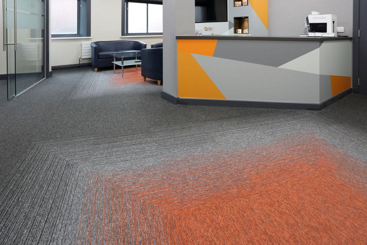 tivoli mist & tivoli carpet tiles from burmatex