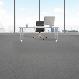 balance grade carpet tiles in office