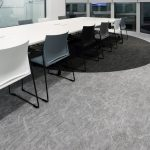 osaka grey carpet tiles in office Glasgow