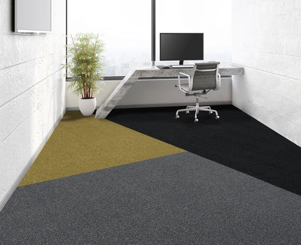 origin carpet tiles in modern office