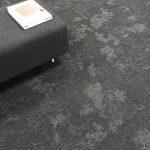 dapple carpet tiles grey zephyr