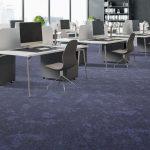 dapple carpet tiles vivid navy